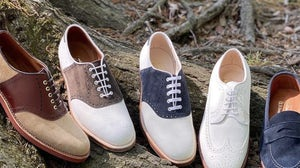 Alden Shoe Company shoes. Instagram: @aldenshoeco.