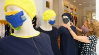 Masks have been a saving grace for brands and retailers. What happens when demand slows down? Getty Images.