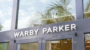 Warby Parker. Shutterstock.