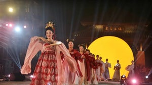A Hanfu Festival in Xiufu county. Xiuwu Government.