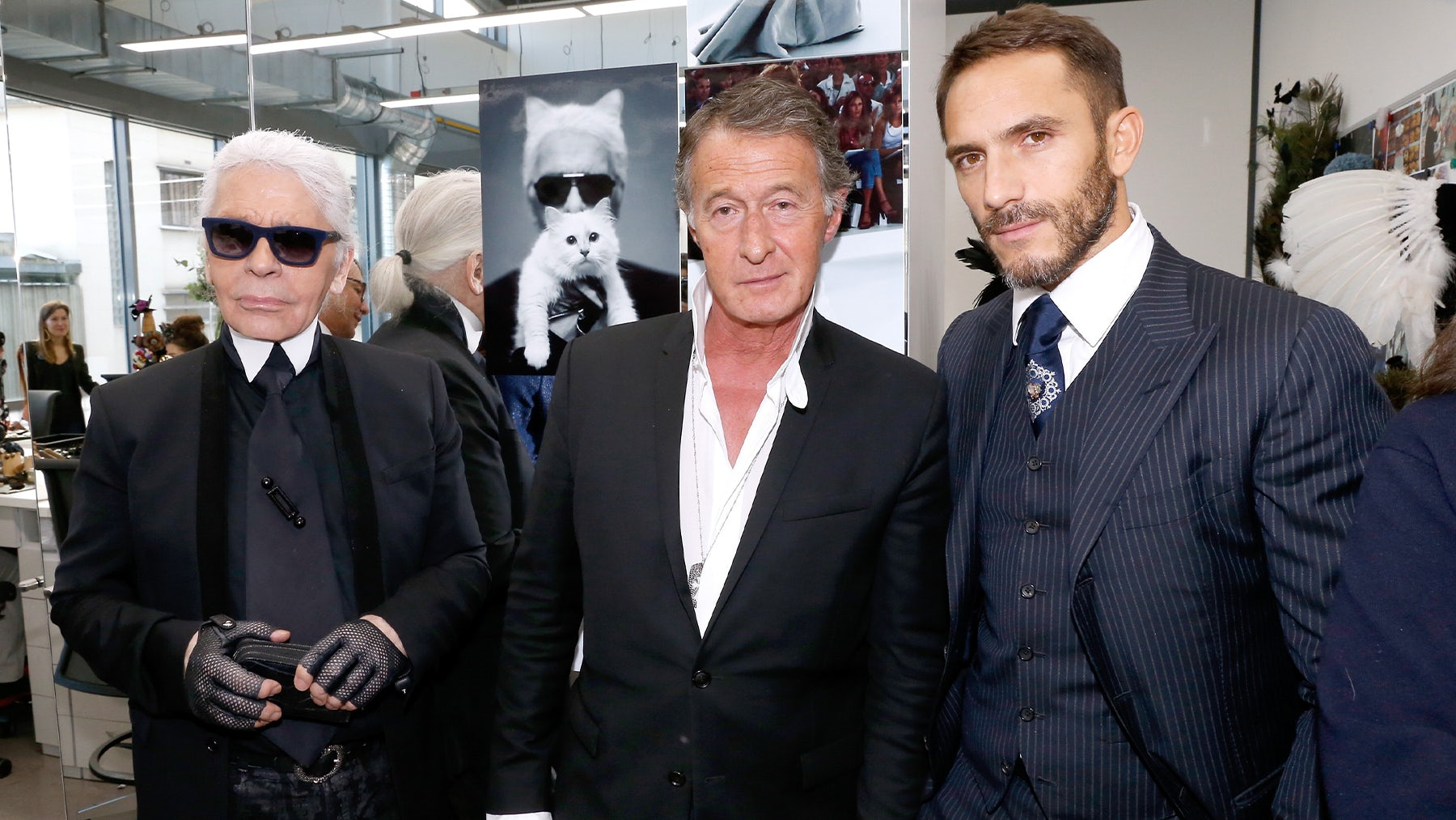Éric Pfrunder has retired from Chanel after nearly four decades at the brand. Getty Images.