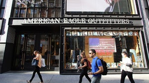 American Eagle Outfitters. Shutterstock.
