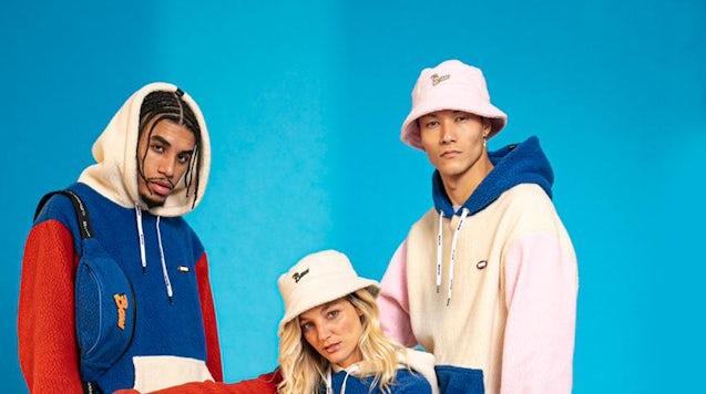 街头服饰品牌 BAW 加入了该集团旗下品牌的行列。 声波
