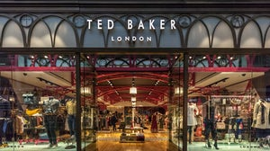 Ted Baker store. Shutterstock.
