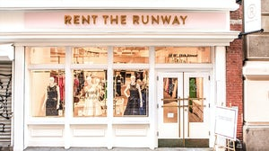 Rent the Runway store. Courtesy.