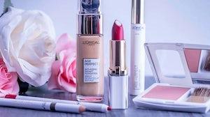 L'Oréal cosmetics. L'Oréal
