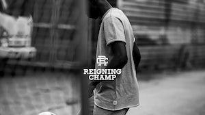 Reigning Champ. CNW Group/Aritzia Inc.
