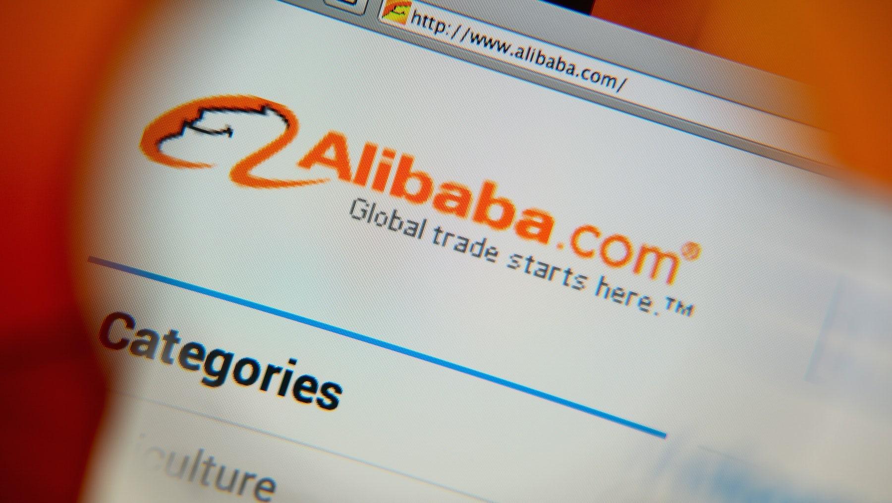 Alibaba. Shutterstock.