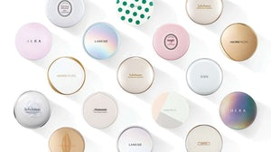 Cushion compacts across Amorepacific's brands | Amorepacific.