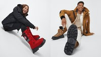 Canada Goose's new footwear collection. Canada Goose.
