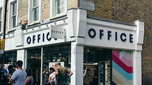 An Office store on London's Portobello Road. Shutterstock.
