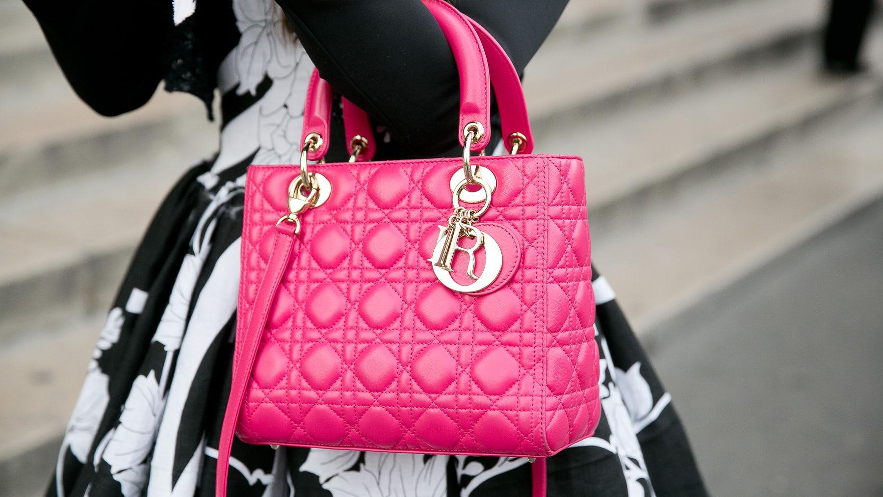 Dior handbag. Shutterstock.