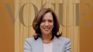 Vice President-Elect Kamala Harris on the cover of Vogue. Tyler Mitchell