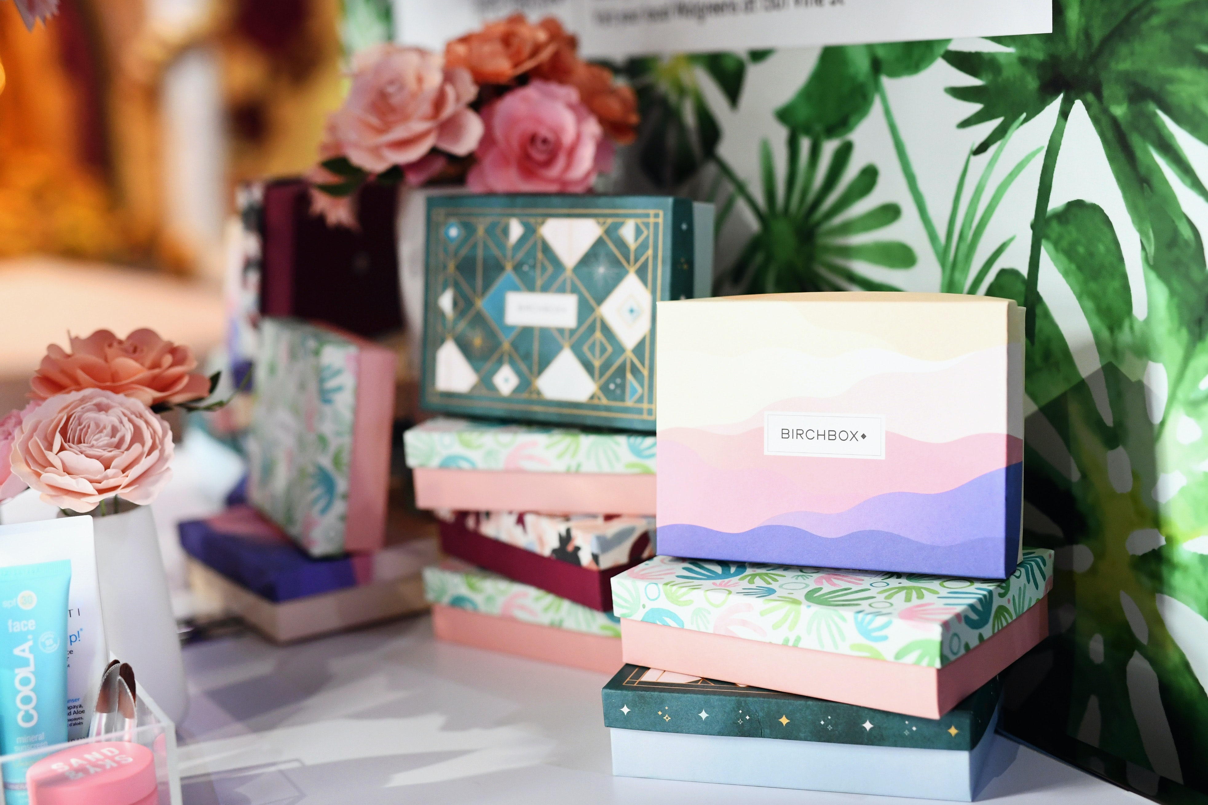 Birchbox x Refinery29 subscription box collaboration. Getty Images.