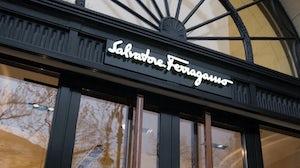 Salvatore Ferragamo store. Shutterstock.