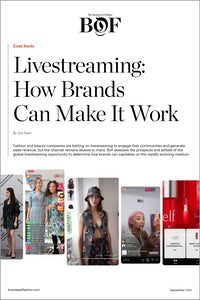 BoF assesses the prospects and pitfalls of the global livestreaming opportunity for fashion and beauty brands.