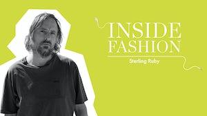 Sterling Ruby.