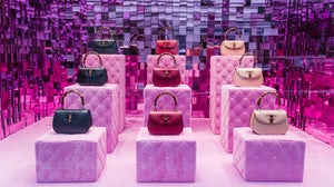 A Gucci shop in MIlan. Shutterstock.