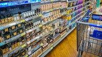 Walmart is inking deals with DTC beauty brands in an effort to appeal to Gen-Z. Shutterstock