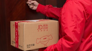 New president of JD.com, Xu Lei, was previously the head of JD Retail and has been with the company since 2009. Shutterstock.