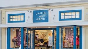 Gap Inc sold childrenswear label Janie and Jack. Shutterstock