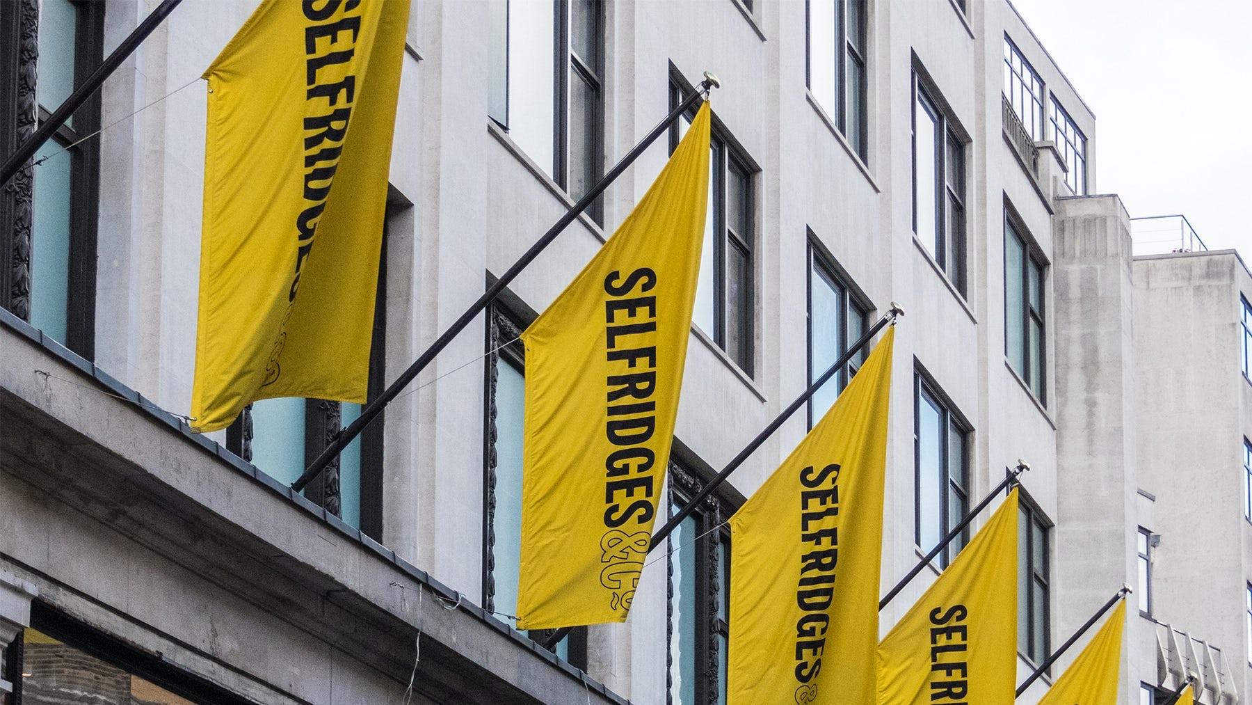 Selfridges. Shutterstock.
