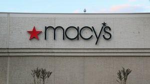 A Macy's store. Shutterstock.