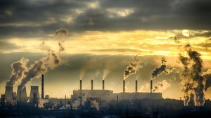 UK ministers are trying to spur companies into action, to help achieve a national goal to eliminate net greenhouse gas emissions by 2050. Shutterstock.