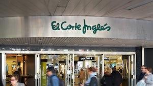El Corte Ingles store in Bilbao, Spain. Shutterstock.