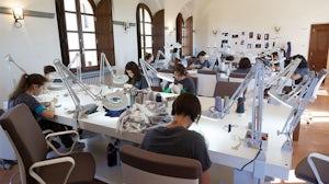 Brunello Cucinelli cashmere artisans | Source: Studio di Sante Castignani