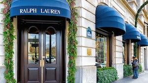 Ralph Lauren store. Shutterstock.