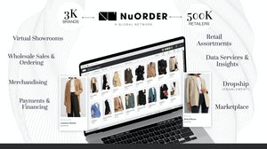 Virtual buying platform Nuorder has raised $45 million in additional funding. Nuorder.
