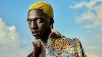 South African Photographer, Lesedi Mothoagae. Lampost Creative Agency.