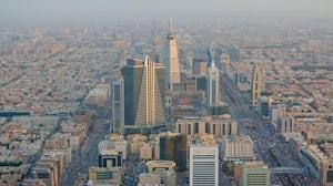 Riyadh, Saudi Arabia. Shutterstock.