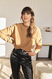 Makeup artist and YouTube star Violette Serrat. Steven Pan.