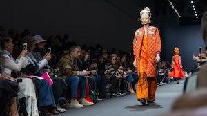 Manish Arora's Autumn/Winter 2017 Paris Fashion Week show | Source: Shutterstock