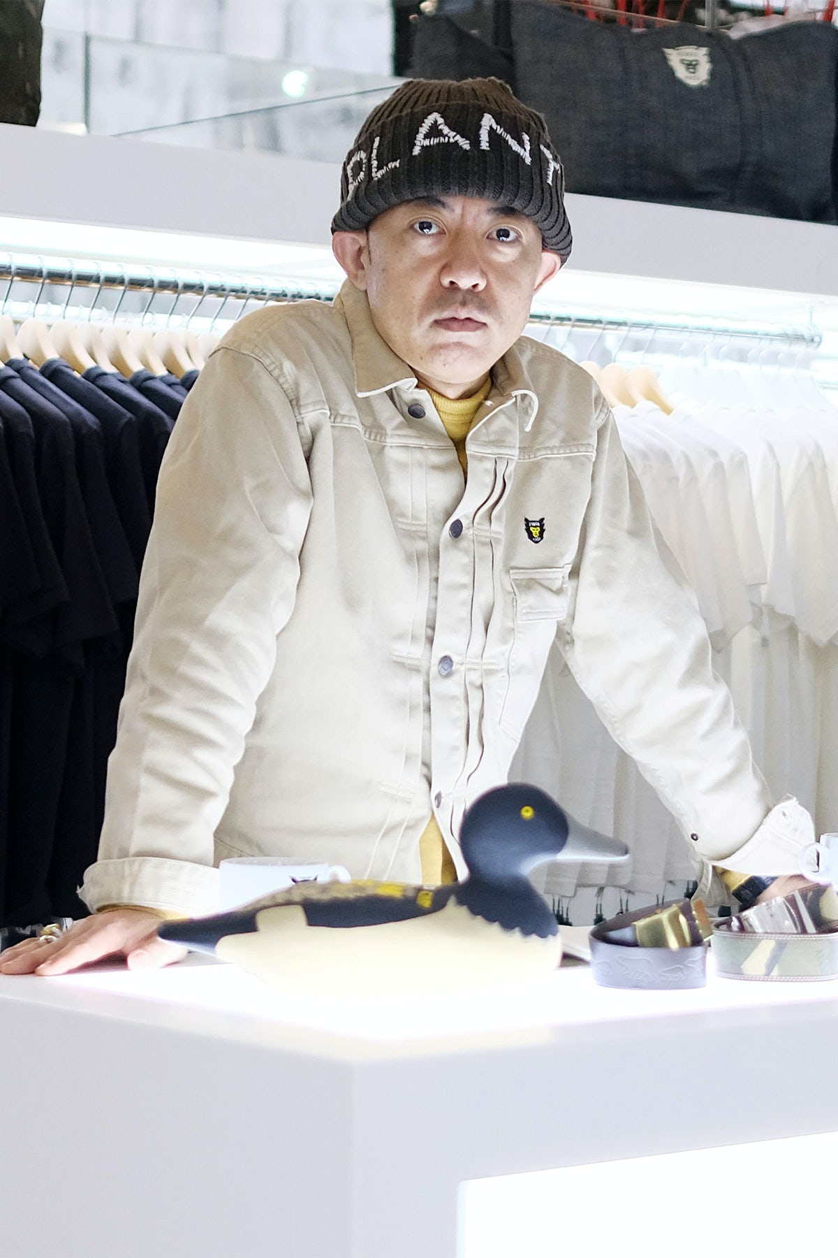LVMH's Kenzo names Nigo as its new designer. Getty Images.