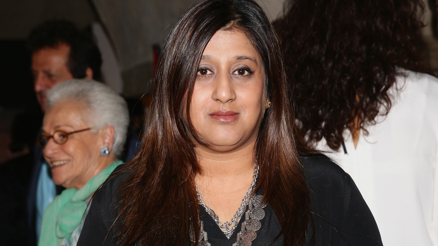 Vogue India's outgoing editor Priya Tanna. Getty Images