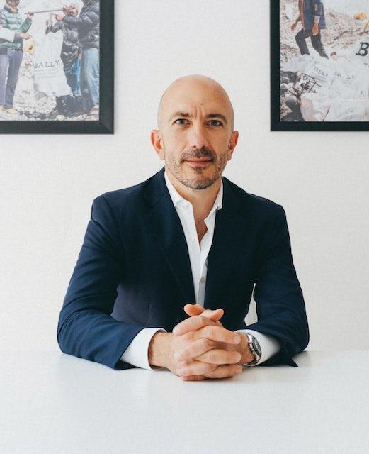 Bally\'s former COO Nicolas Girotto has been the brand\'s chief executive since 2019. Courtesy.