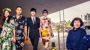 The brand's D&G Loves China campaign. Dolce & Gabbana.
