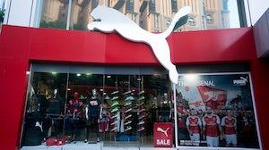 Puma store. Shutterstock.