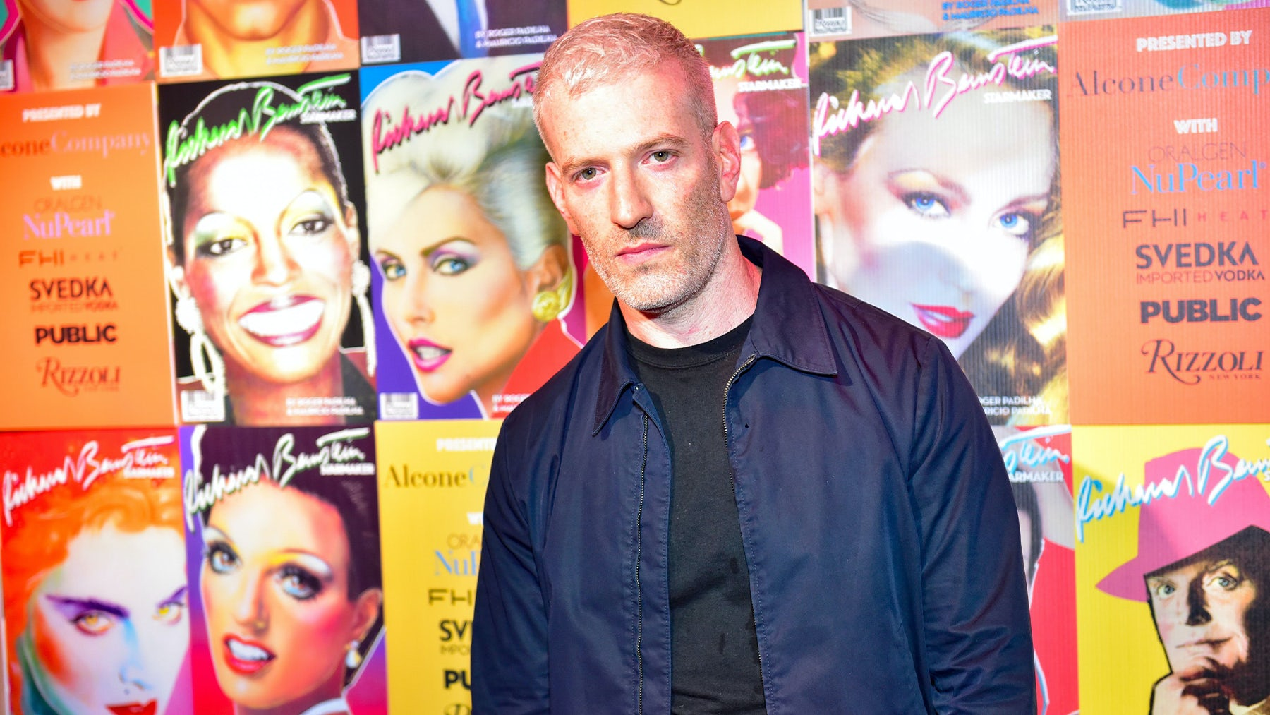Mel Ottenberg named editor-in-chief of Interview Magazine. Getty Images.