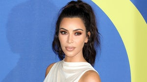 Kim Kardashian. Shutterstock.