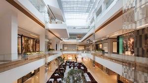 JK Iguatemi mall in Sao Paolo. Iguatemi Group