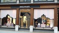 Delvaux store on London's New Bond Street. Getty.