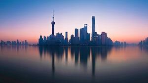 The Bund, Shanghai. Freeman Zhou.