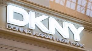 DKNY store. Shutterstock.