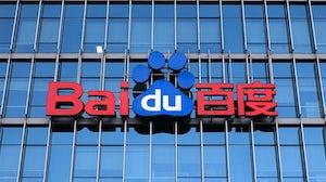 Baidu headquarters. Shutterstock.