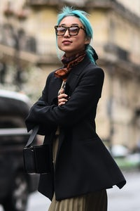 Margaret Zhang is Vogue China's new editor in chief. Daniel Zuchnik/Getty Images