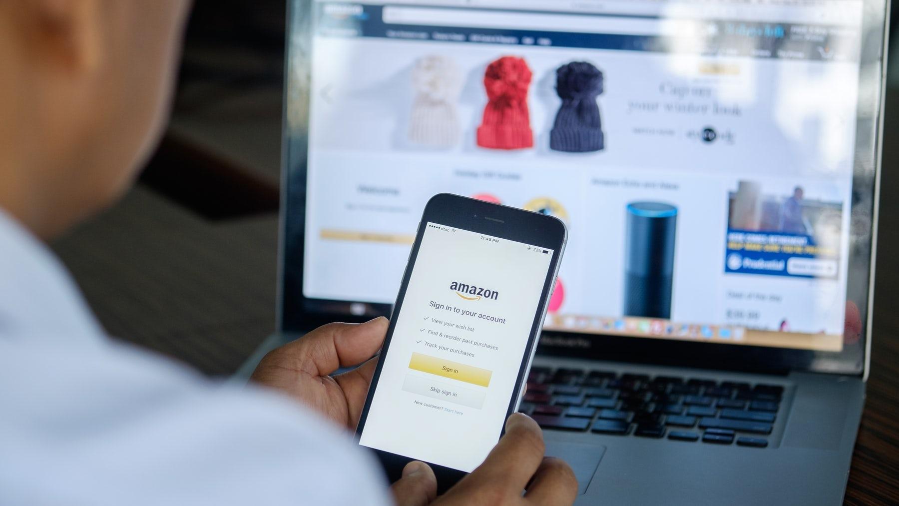 Amazon has won a court battle over Ambani's $3.4 billion retail deal. Shutterstock.